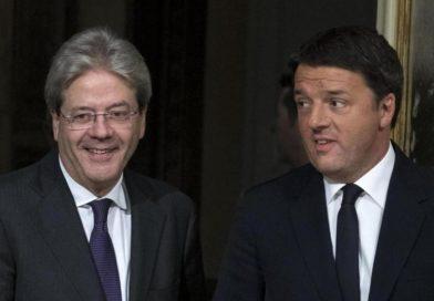 Gentiloni: nervi saldi e solidarietà a Matteo Renzi che scrive ancora su FB  in merito all'azione giudiziaria