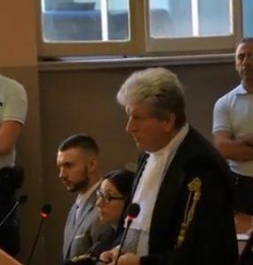 Condanna del soldato ucraino Vitaly Markiv – Intervento dell'Ambasciatore Yevhen Perelygin: