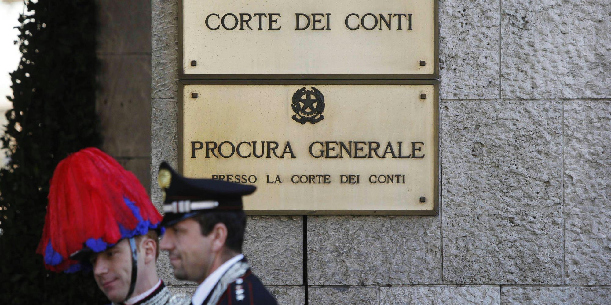 """La Corte dei Conti """"richiama"""" la Regione Siciliana per la spesa sanitaria"""