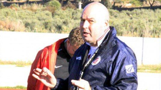 Sport: la Folgore presenta il nuovo tecnico Massimiliano Mazzara