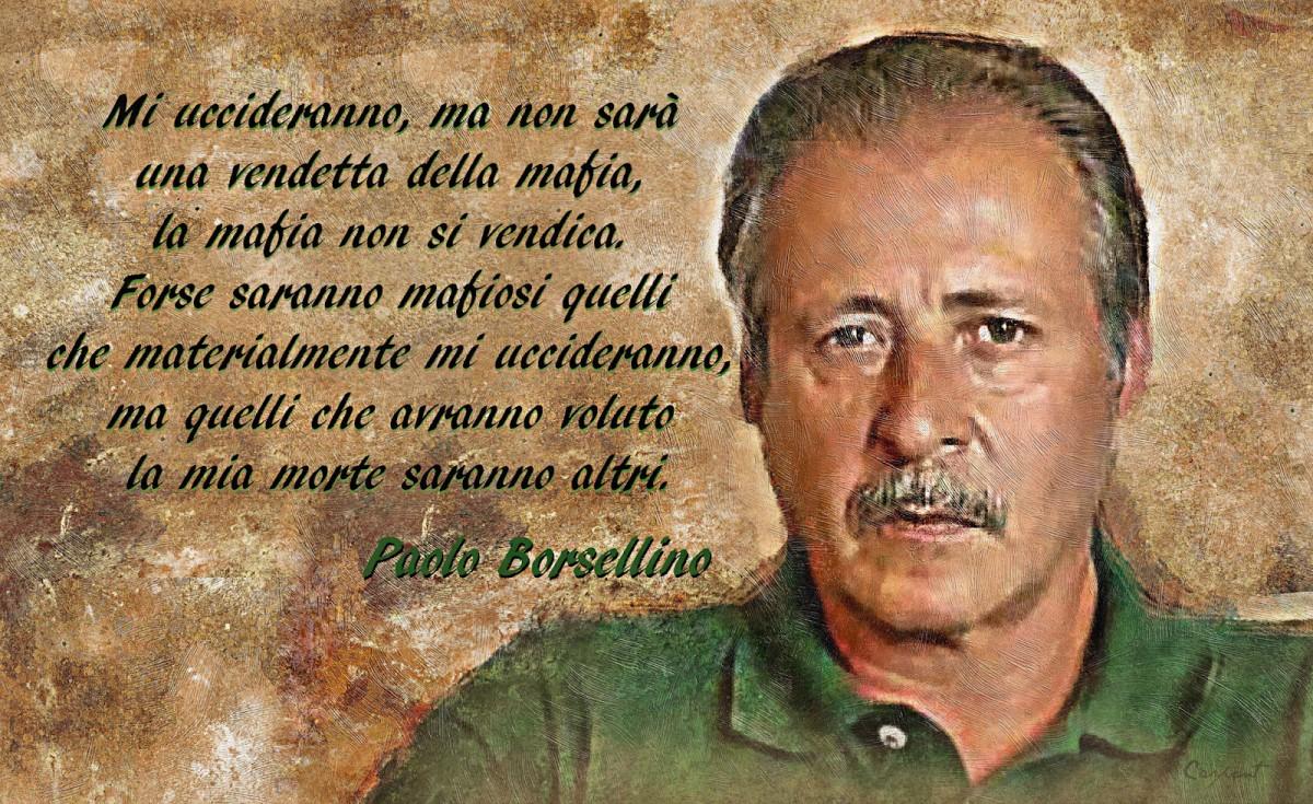 La strage di Via D'Amelio e le tante verità nascoste sull'uccisione di Borsellino e la sua scorta