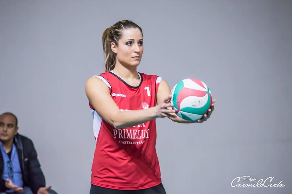 Sport, Volley: La Primeluci -Geolive conferma  la marsalese Maria Laura Patti