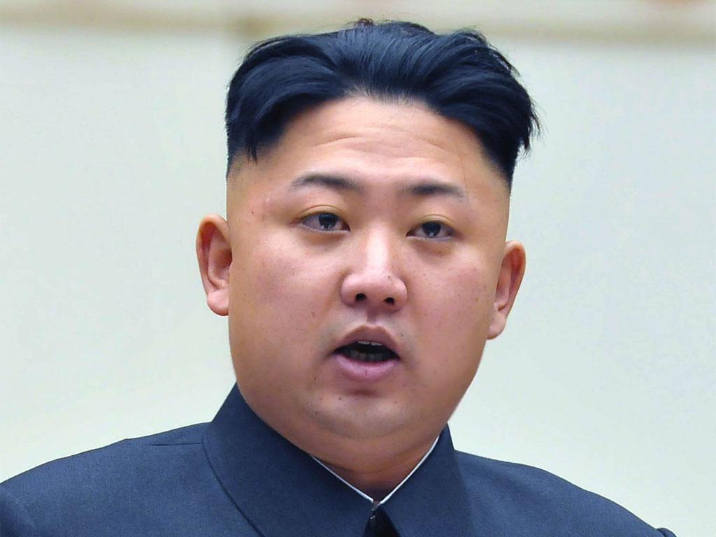 Il dittatore  koreano Kim  continua a lanciare missili irritando Trump