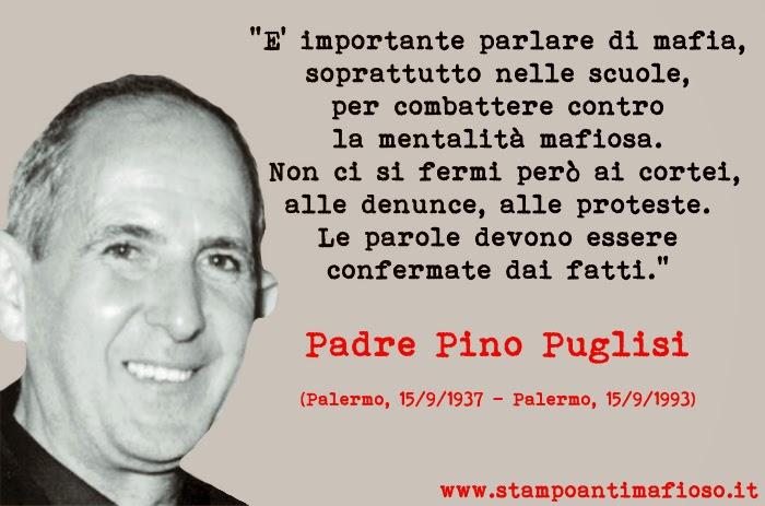 24 anni fa la mafia uccideva a Brancaccio Padre Puglisi, il sacerdote del cambiamento
