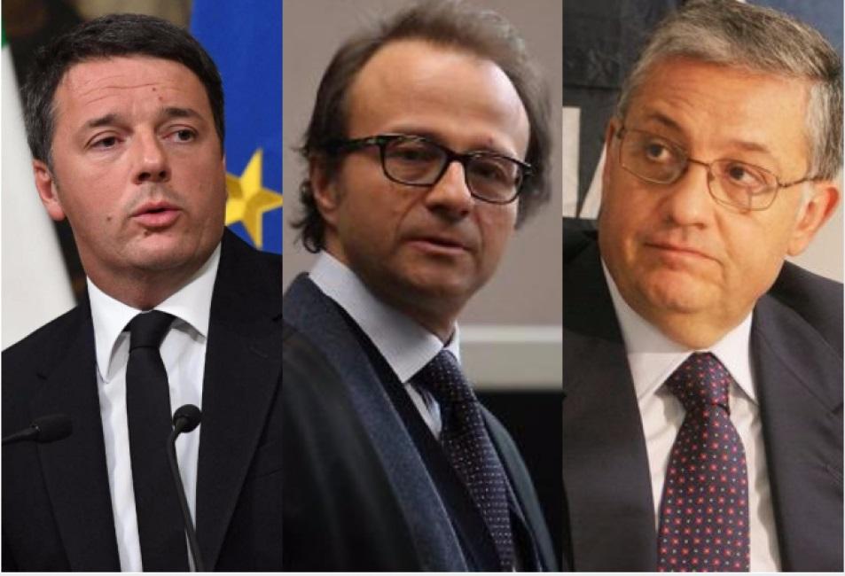 Caso Consip, le  tormentate vicende della magistratura e la rabbia di Renzi sr
