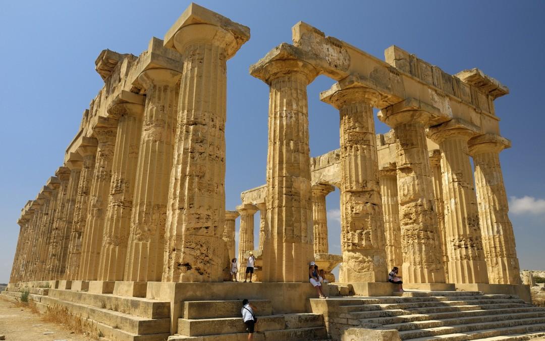 Economia: Selinunte la cenerentola dei siti archeologici siciliani. Pure Segesta ha più visitatori all'anno