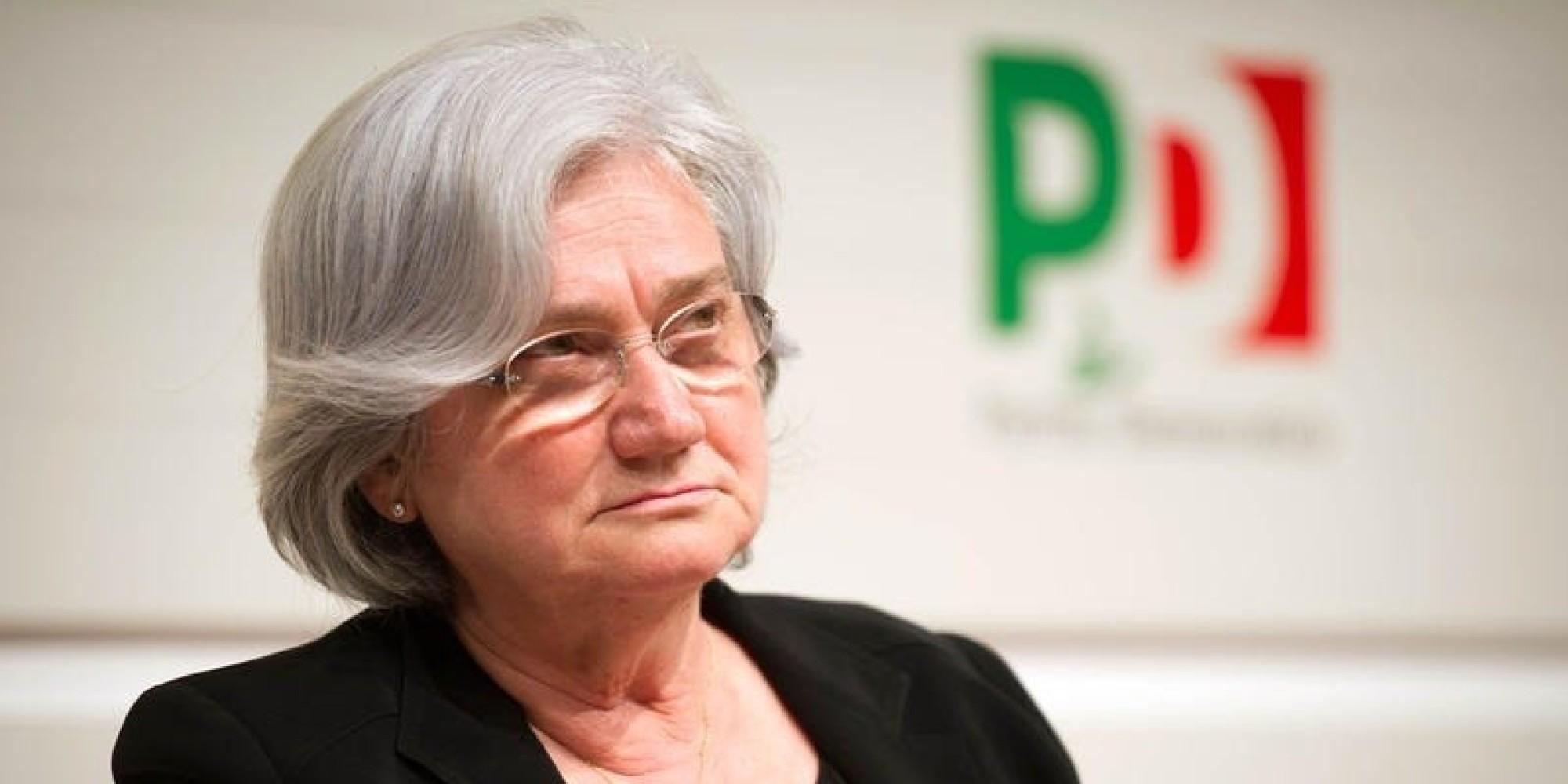 """Rosy Bindi : """"ci sono sei impresentabili""""  nelle liste regionali"""