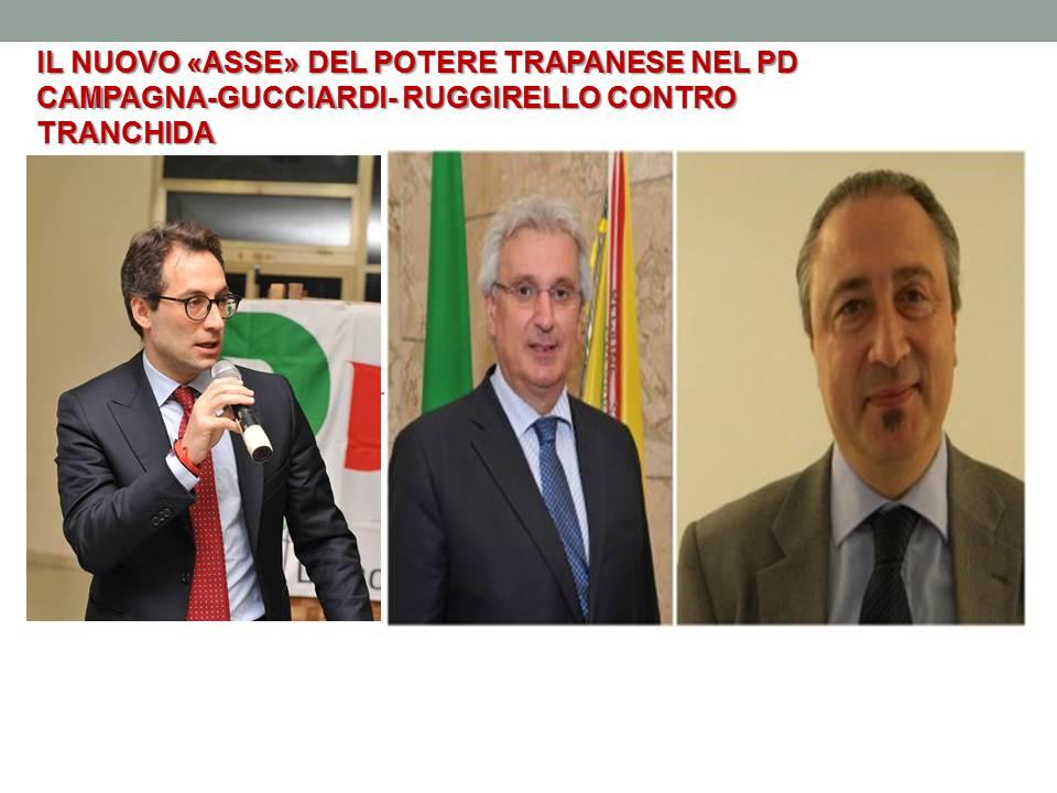 """Elezioni: la presunzione del Pd, lo spudorato lecchinaggio di """"testate amiche"""" e le strane dimenticanze su Paolo Ruggirello"""