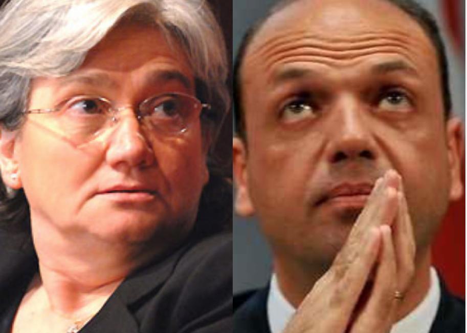 Politica : Alfano, Finocchiaro e la Bindi in elenco per la buonuscita di  fine mandato