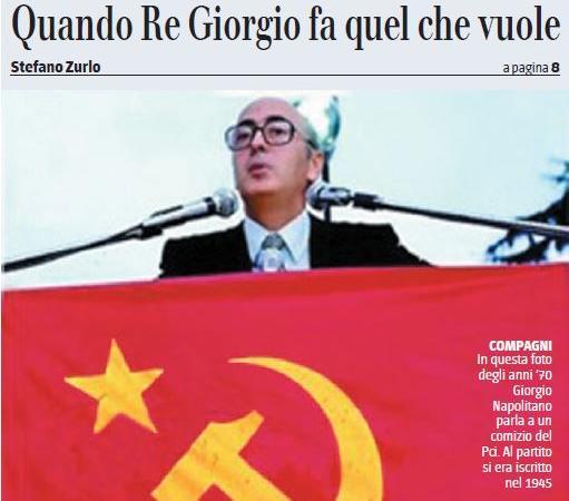 Urss, Kissinger, massoneria. Ecco i misteri di Napolitano da dirigente Pci intrattenne rapporti riservati con Unione sovietica e Usa