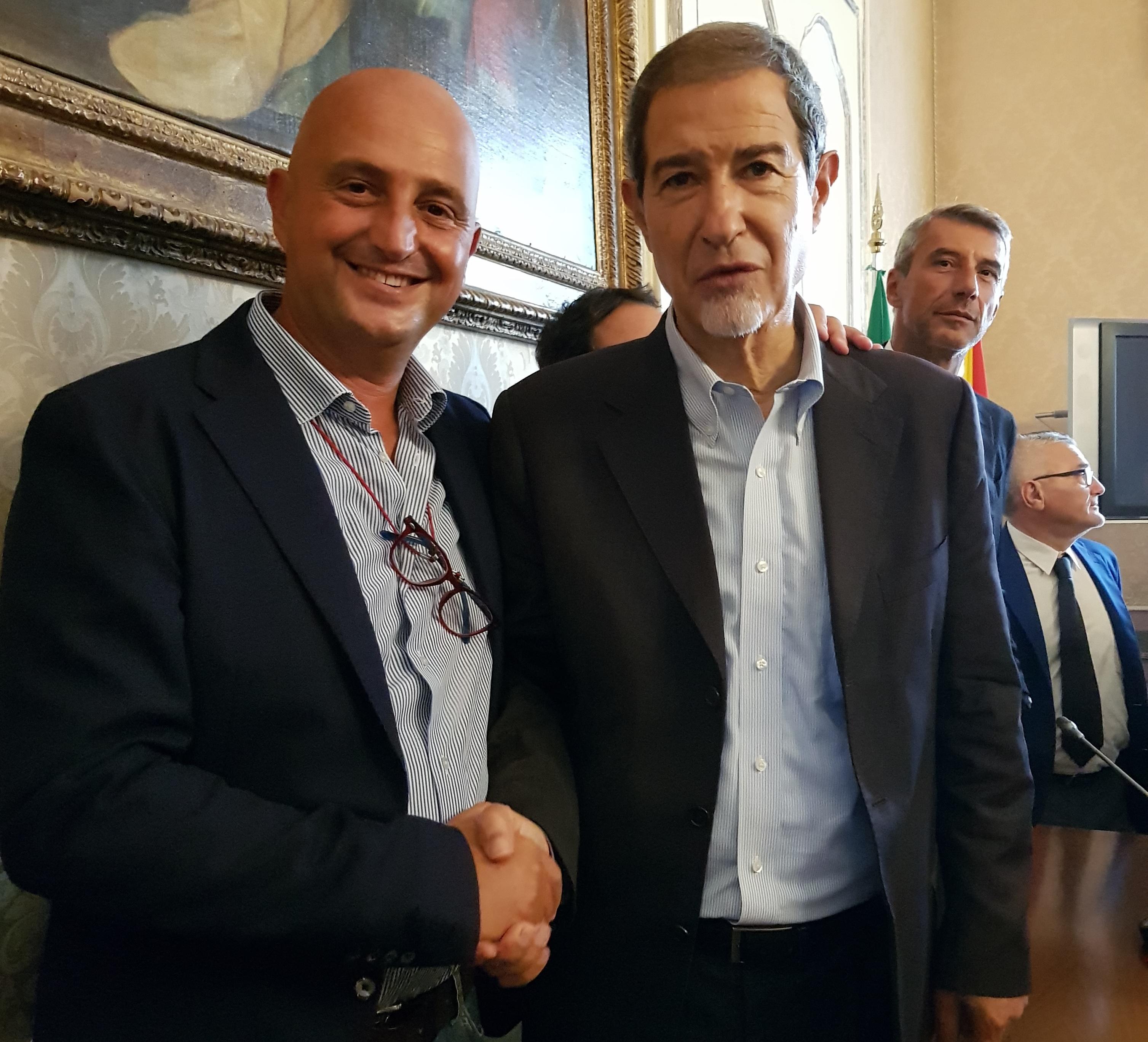 """L'assessore Turano coinvolto nell'inchiesta """"Palude"""" di Alcamo,  scoppia il caso nelle mani di Musumeci"""
