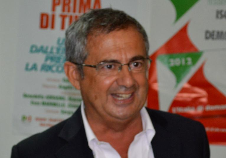 Arrestato l'avvocato Beppe Arnone  Era in affidamento ai servizi sociali