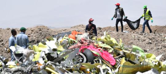 Lo schianto del Boeing della Ethiopian , dove ha trovato la morte il prof. Tusa non è responsabilità dei piloti