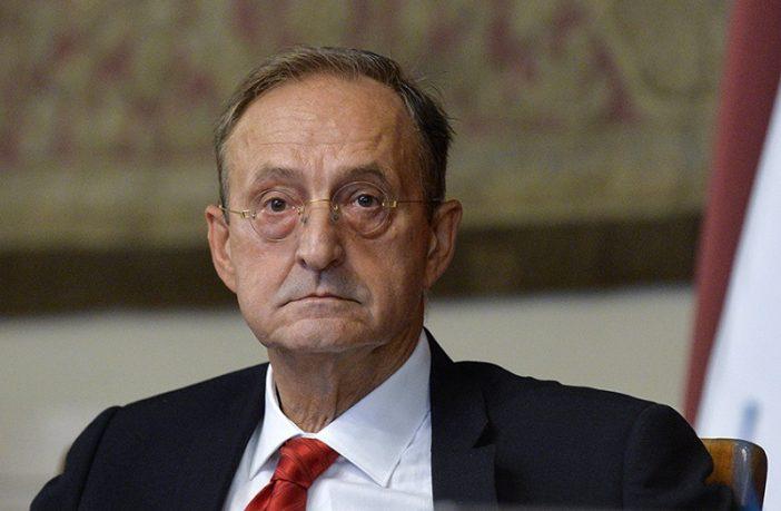 """L'ex giudice Carlo Palermo: """"Non si può nascondere la verità con una colata d'asfalto"""""""