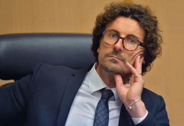 """Toninelli attacca Musumeci: """" Non collabora sulle opere pubbliche"""""""