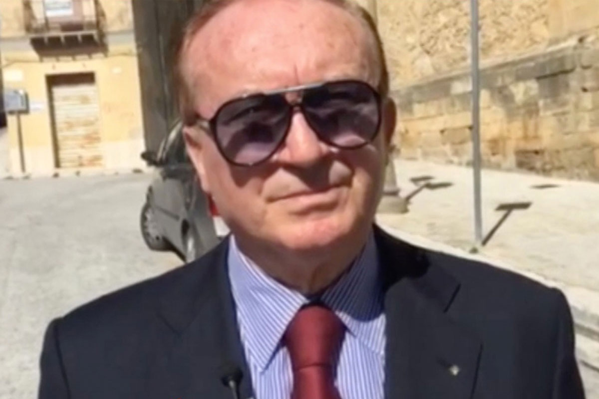 De Donno: Antonio Vaccarino collaborò alle indagini per la cattura di Bernardo Provenzano