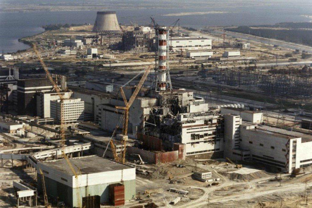 26 aprile 1986 , il disastro nucleare di Chernobyl e i danni gravissimi all'ambiente italiano mai riconosciuti dall'ex URSS comunista