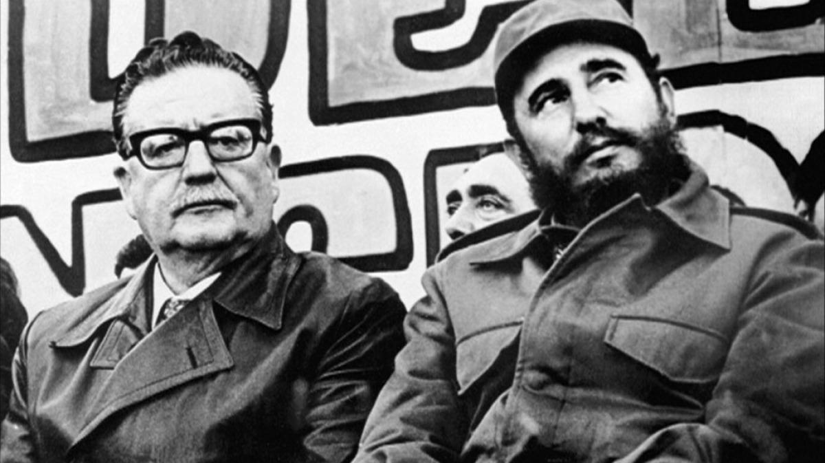 Salvador Allende un presidente socialista e massone morto per la libertà del suo popolo