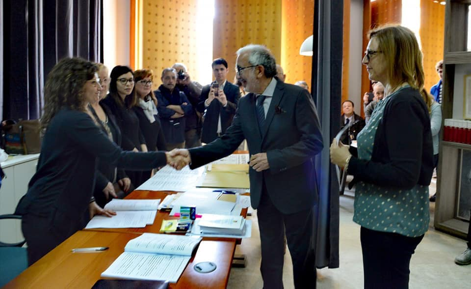 Castelvetrano: Alfano si insedia , finisce il periodo di commissariamento per mafia
