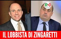 Centofanti , l'imprenditore amico di magistrati e del governatore Zingaretti