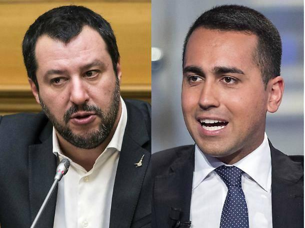 Conte  fa il Governo sostenuto dalle banche europee e sbaraglia Di Maio e Salvini