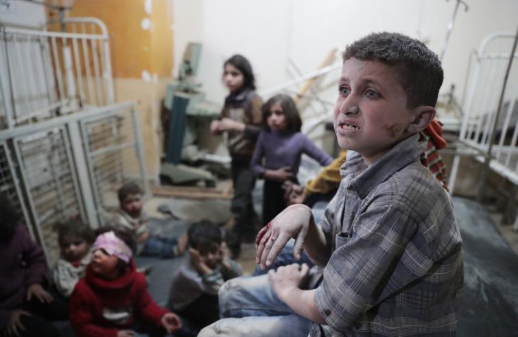 Siria: Save the Children, ucciso un bambino al giorno in 17 giorni ad Idlib