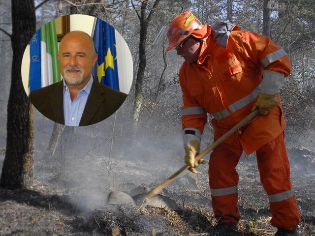"""Collesano senza mezzi e pochi Forestali al servizio antincendio: """"Siamo in emergenza"""" !"""