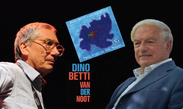 """Dino Betti van der Noot in concerto al Franco Parenti il 18 settembre 2019 """" Two Ships in the night"""""""