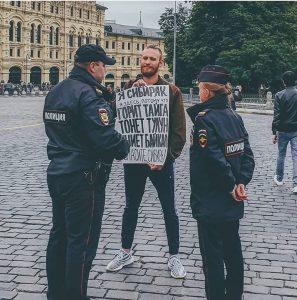 Nicolai Lilin: La reazione dei politici, del governo, dei burocrati e di parte dei media russi è criminale
