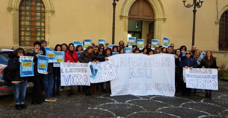 Enna: Ale Ugl Sicilia, soddisfazione per avvio stabilizzazione dei lavoratori Asu