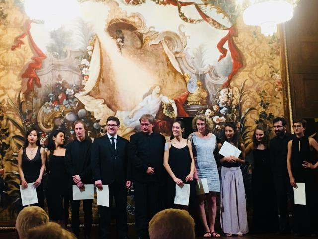 Villa Medici Giulini a Briosco CONCERTO DI CLAUDE RICHARD E JUTTA PUCHHAMMER
