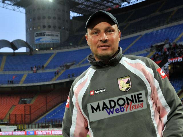 Manca solo l'ufficialità. Sarà Pergolizzi l'allenatore del Palermo. Poi tutti a Patralia Sottana !