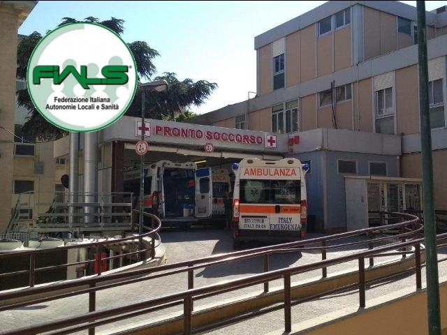 Stato di agitazione del personale S.E.U.S. Il sindacato FIALS chiede audizione in IV Commissione Sanità