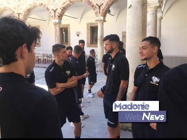 Le Madonie danno il benvenuto al giovane Palermo. Ritiro e primo allenamento !