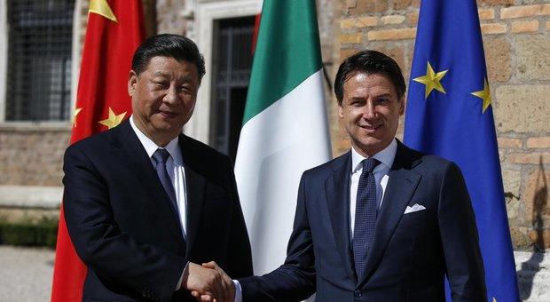 La Cina benedice il Governo Conte bis