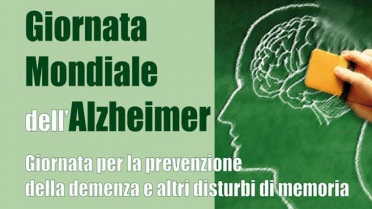 26^ giornata mondiale Alzheimer