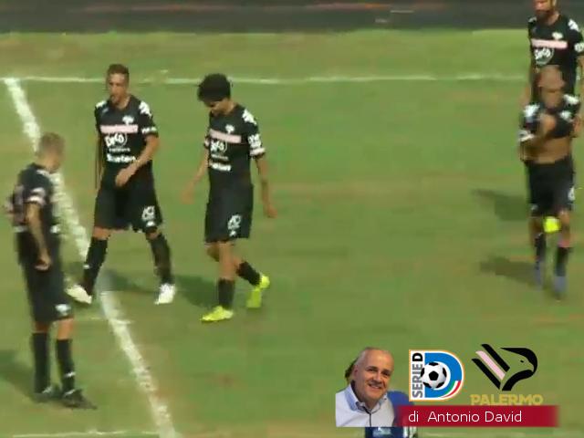 """A Marsala, il Palermo cerca e trova la vittoria. Lucera: """"Contento di aver scelto Palermo"""""""