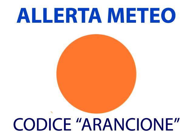 """COMUNE DI SCIACCA. ALLERTA METEO, criticità """"ARANCIONE"""" per il 2 settembre"""