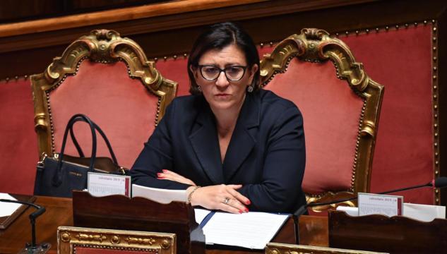L'ex ministra grillina,  Trenta: «Mi hanno fatta fuori, non me lo meritavo. Ho lottato contro Salvini come nessun altro»