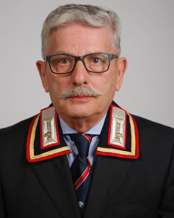 Comunicato stampa Il Carabiniere  A. Ignazio Buzzi eletto Ispettore regionale dell'Associazione Nazionale dei Carabinieri Sicilia