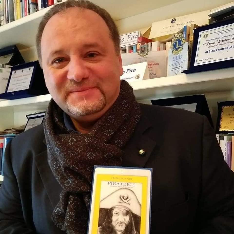 Sciacca, il sociologo Francesco Pira ospite del Festival IN…chiostro