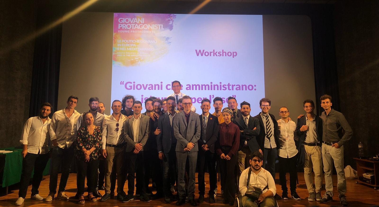 """""""YoungProtagonist e le politiche giovanili in Europa e nel Mediterraneo"""""""