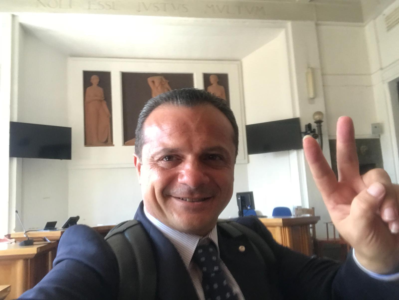 Processo Sindaco De Luca, assolto anche in appello