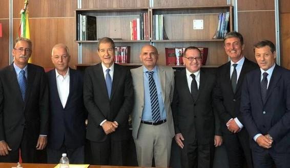 Castelvetrano :l'ex assessore Girolamo   Signorello nominato presidente dell'UREGA di Caltanissetta ed Enna