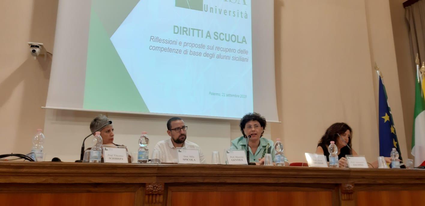 Scuola: Cirino (Flc Cgil Sicilia), diminuire rapporto alunni/classe per una nuova didattica