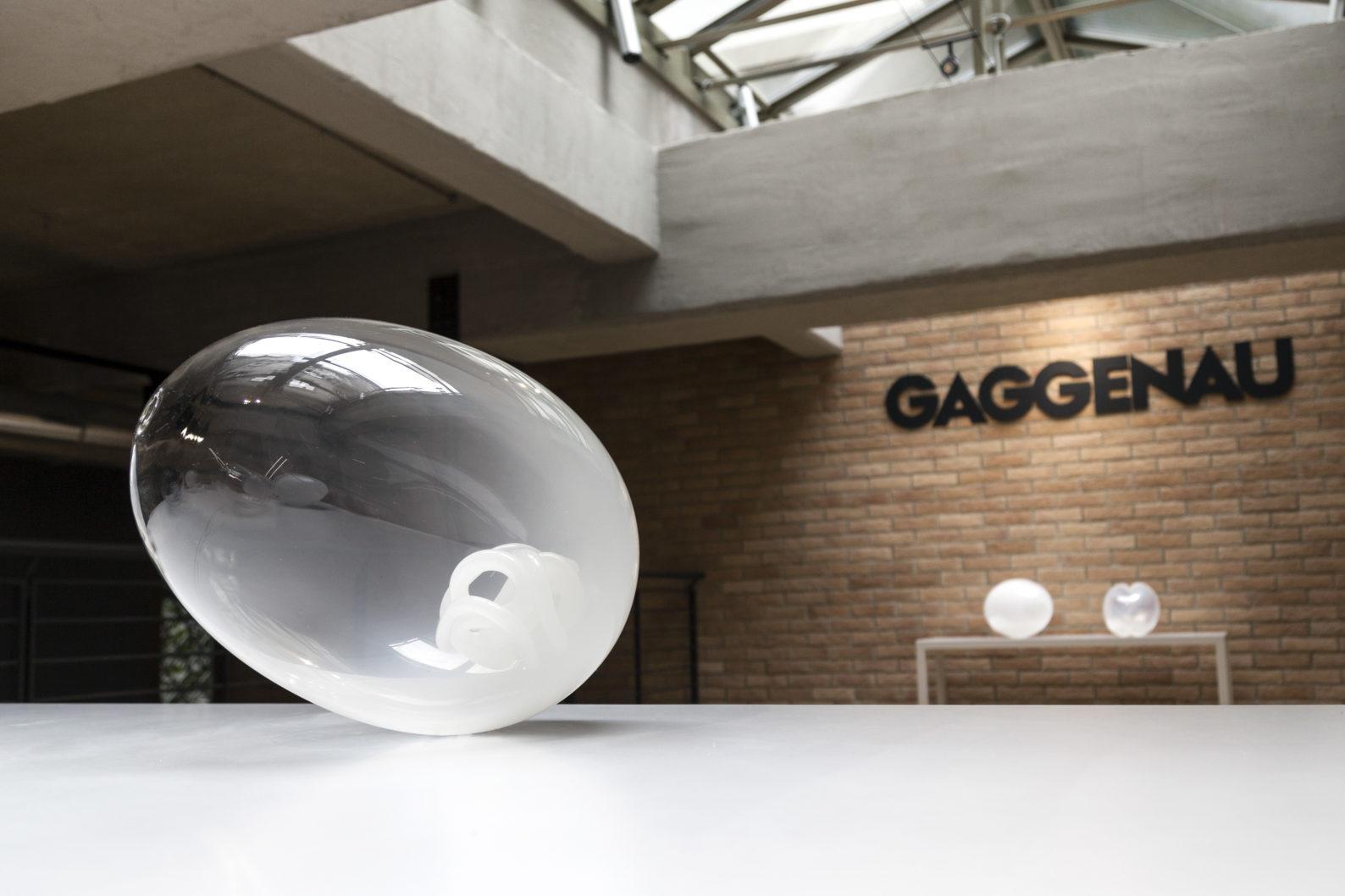 """ieri 25 settembre  inaugurata al Gaggenau Hub di Milano  la mostra personale di Laura de Santillana.                         """"ab – l'Essenza dell'Assenza"""""""
