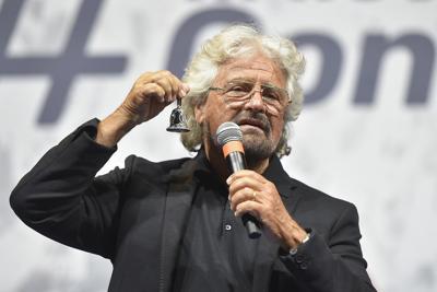 In attivo la Srl di Beppe Grillo, ricavi per 230mila euro da siti web
