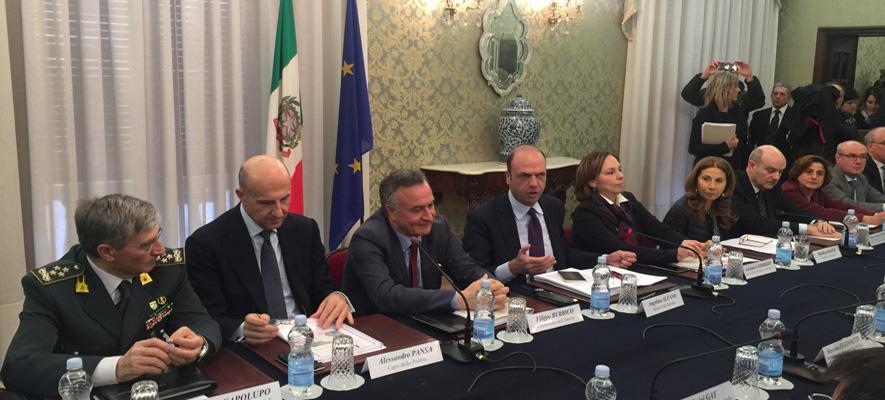 Agli Interni arriva  Lamorgese amica di Angelino Alfano