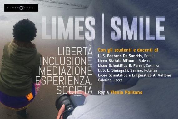 """Alice nella città: Inclusione, immigrazione, diversità raccontati dagli studenti nel corto """"Limes-Smile"""" di Ylenia Politano"""