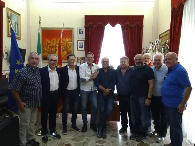 Partanna – Visita delegazione comune di Castenaso